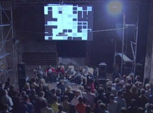Gameboyzz Orchestra Project, live at WRO 03