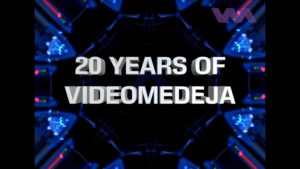 Documentary film: 20 years of VIDEOMEDEJA