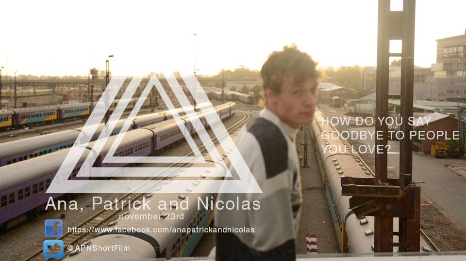 Ana, Patrick & Nicolas