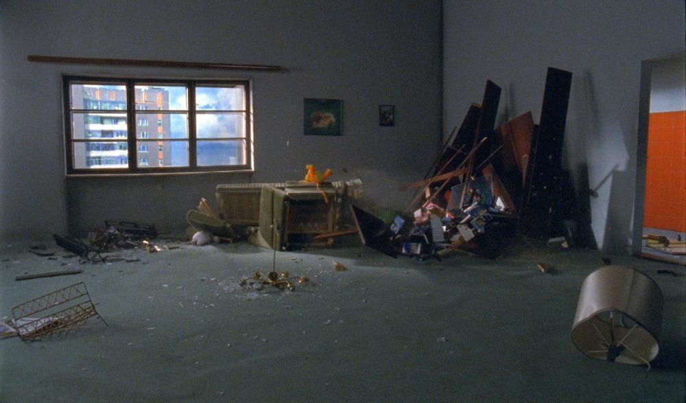 Dropping Furniture