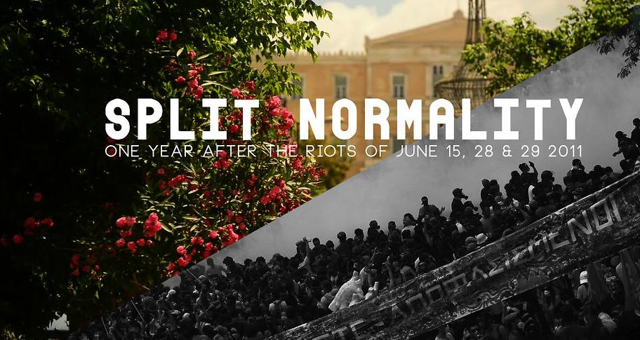 Split Normality