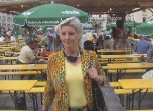 Tigresses are walking