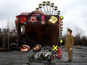 Sowjet-Unterzögersdorf/Sektor 2/The Adventure Game