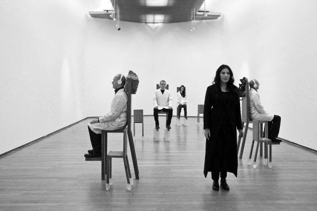 The Abramovic Method – Marina Abramovic in Milan