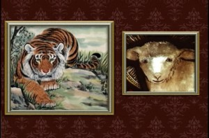 The Tiger and the Lamb