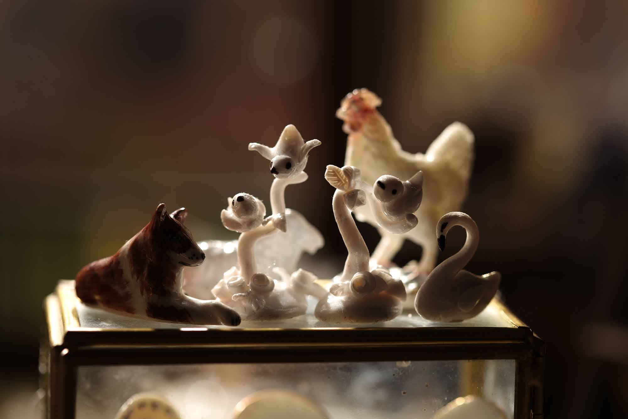 The Vast Landscape – porcelain stories