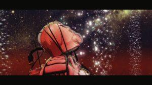 Astronaut od perolaka