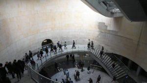 Gare Paris-Saint-Lazare, 10 avril 2017, 12h03-12h07