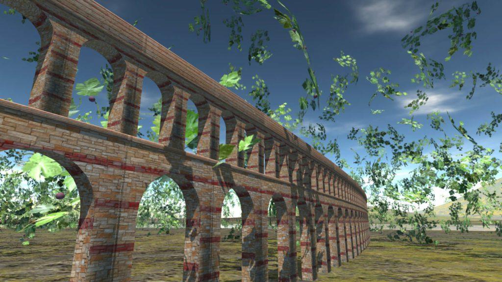 Miraculous Aqueduct